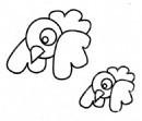 小鸟简笔画图片教程