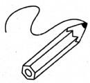 铅笔简笔画怎么画