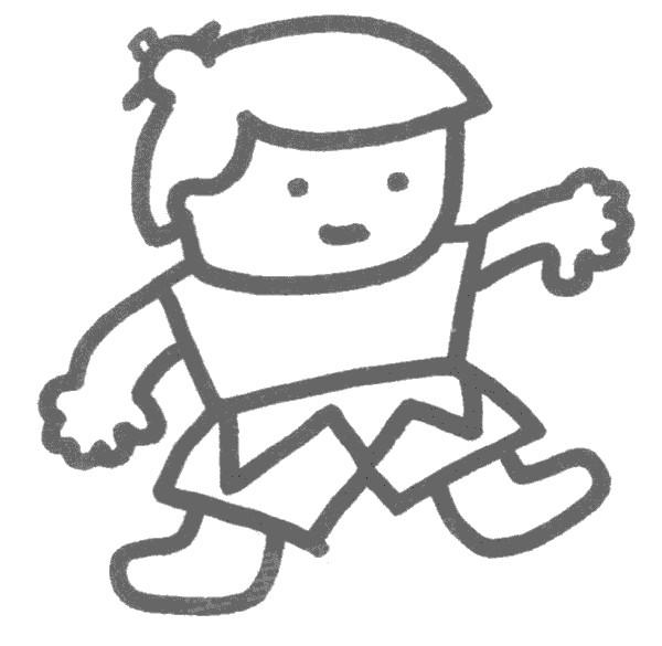 动漫 葫芦娃 图片简笔画