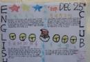 二年级圣诞节手抄报――圣诞树的故事