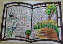 有关古诗的手抄报版面设计图4张