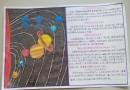 六年级天文手抄报资料