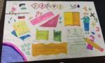 小小数学家手抄报图片